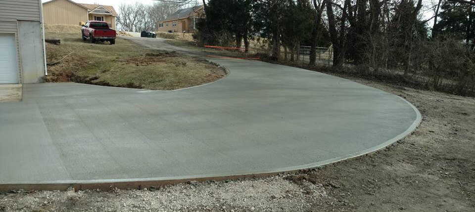 kansas city concrete services